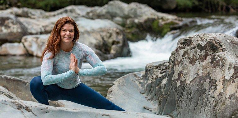 Heather Jagels, Mountain Zen Yoga Studio