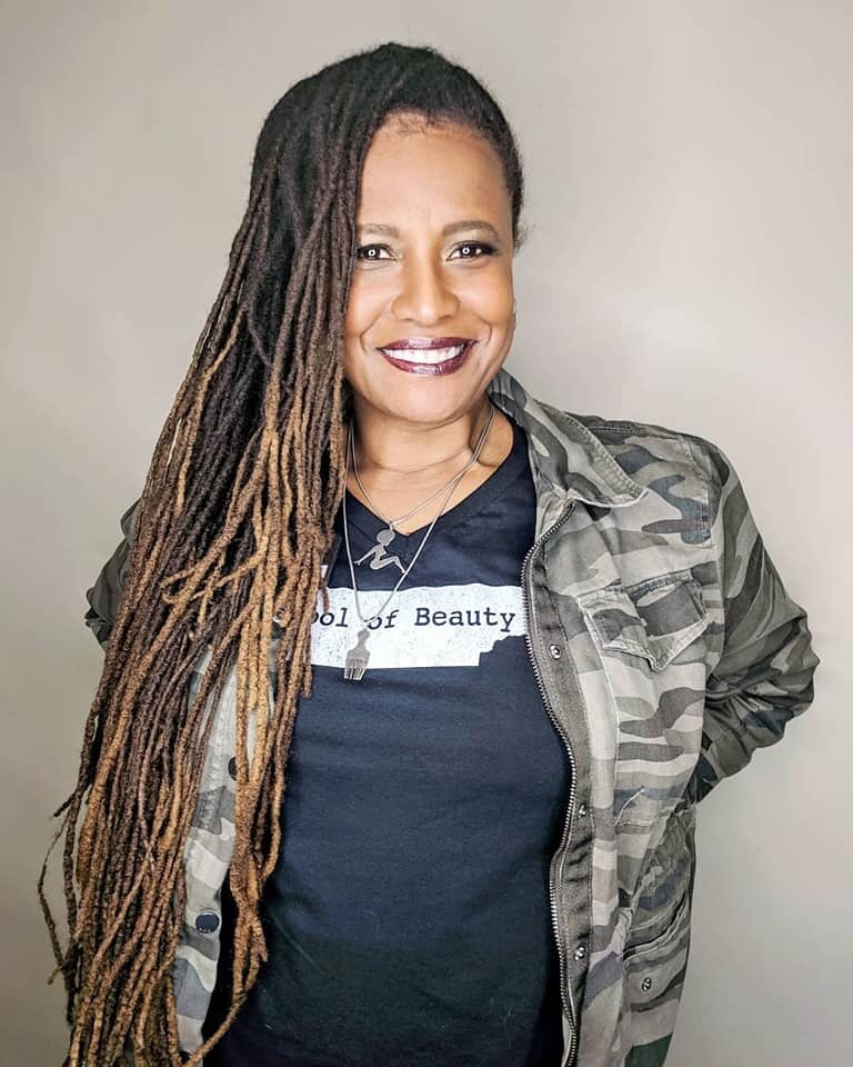Sybil Bailey, owner/operator, Afromermaid Skincare